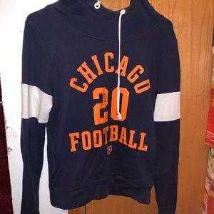 PINK Chicago bears hoodie